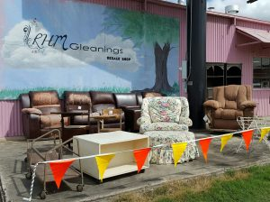 RHM Gleanings Store front