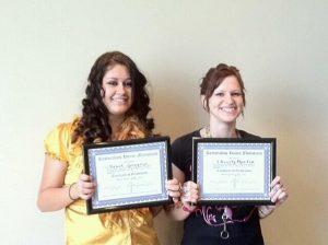 Restoration House graduates